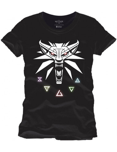 The Witcher T-shirt - Signs of the...
