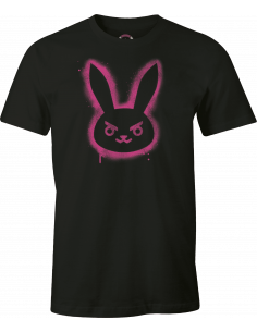 T-shirt Overwatch - D.VA Spray Premium Tee