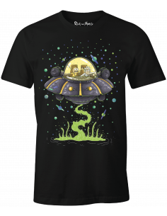 Rick and Morty T-shirt -...