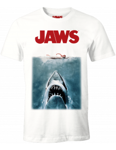 Jaws T-shirt - Original Poster