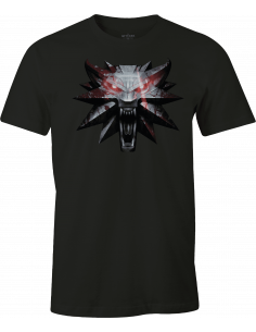 The Witcher T-shirt - Wolf...