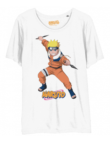 Naruto Woman T-shirt - Naruto