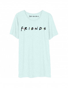 Big Tee Shirt Femme Friends...