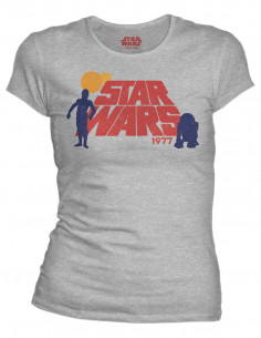 Star Wars Women's T-shirt -...