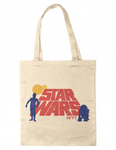 Star Wars Tote Bag - Droids