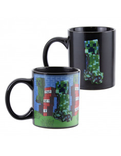 Minecraft Heat Change mug -...