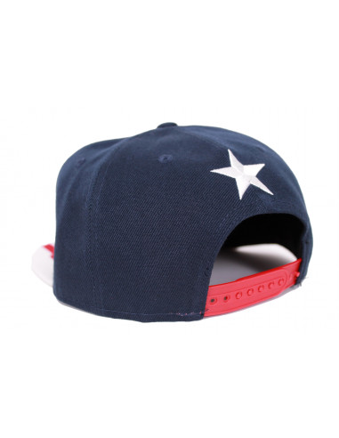 Casquette Captain America Marvel - Civil War American Insigna