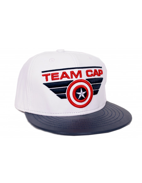 Civil War Cap Marvel - Team Cap