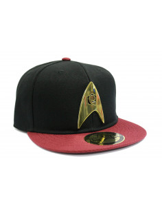 Star Trek Cap - Scott Red