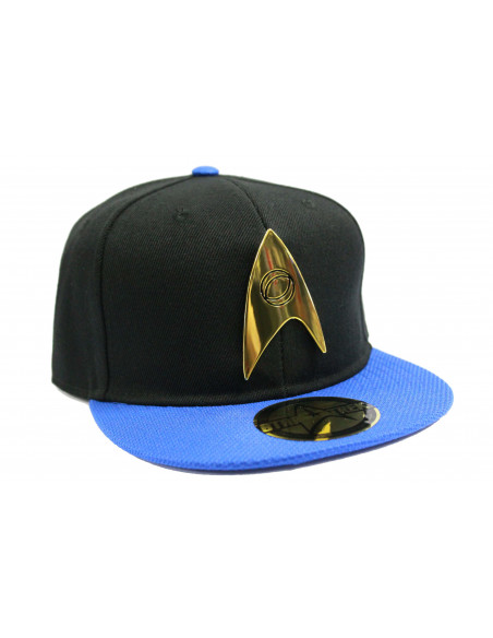 Casquette Star Trek - Spock Blue