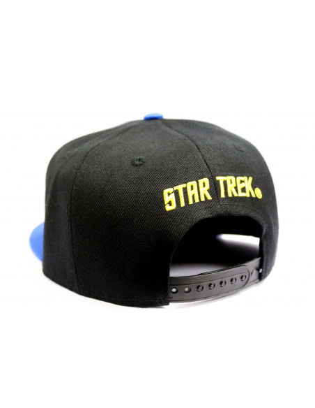 Star Trek Cap - Spock Blue