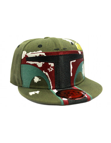 Casquette snapback Star Wars - Boba Fett- Legend Icon