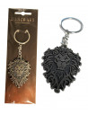 Porte Clefs Warcraft Alliance Metal
