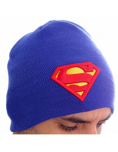 Bonnet Superman - Logo classic cobalt - Legend Icon