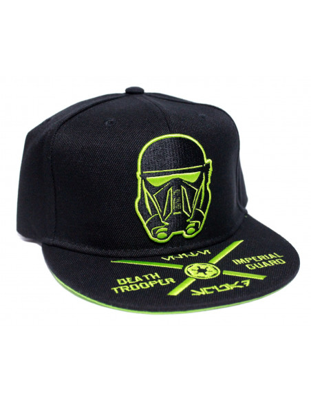 FDS Casquette Star Wars Rogue One - Death Trooper