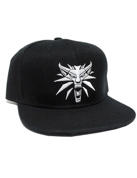 The Witcher 3 Cap - Wolf Logo