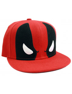 Deadpool Cap Marvel - Deadpool Mask