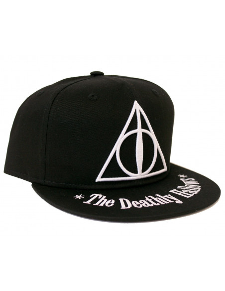 Harry Potter Cap - The Deathly Hallows