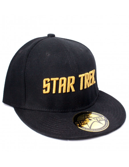 Casquette Star Trek - Text Logo