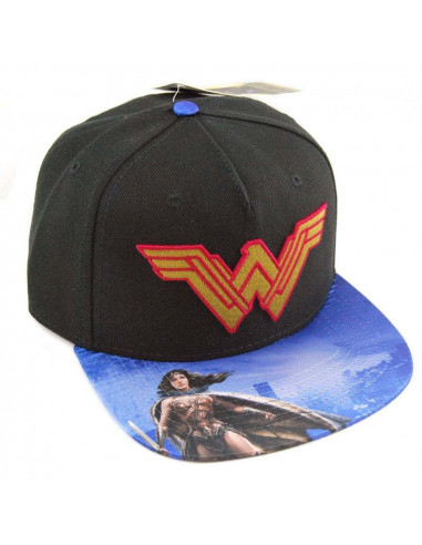 Batman V Superman DC Comics Cap - Wonder Woman