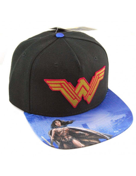 Casquette Batman V Superman DC Comics - Wonder Woman