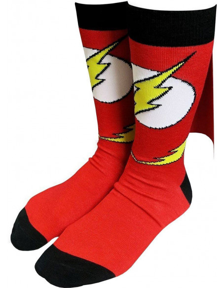 Chaussettes Flash DC Comics - Flash Cape Crew