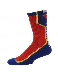 Chaussettes DC Comics - Superman Text Active Stronger