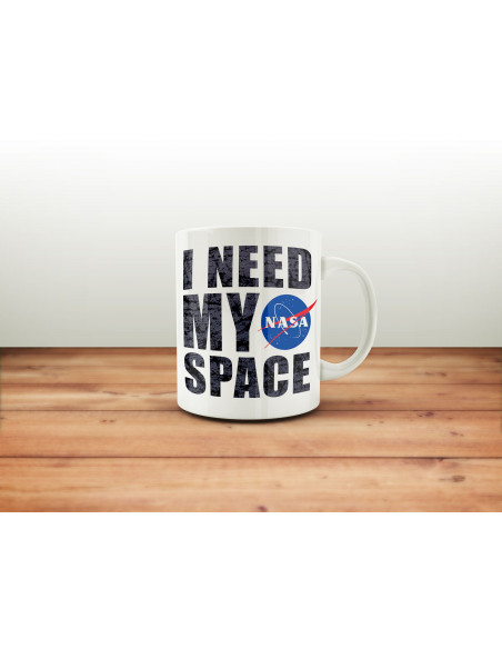 Mug NASA - I Need my Space