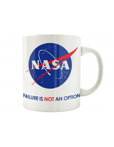 Mug NASA - Failure is not an option
