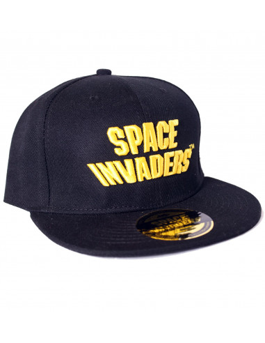 FDS Casquette Space Invaders - Logo Basic text
