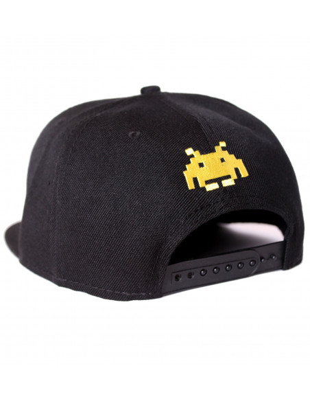 Casquette Space Invaders - Logo Basic text