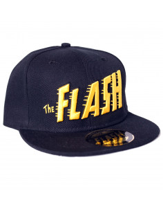 Casquette The Flash DC Comics - Logo Text