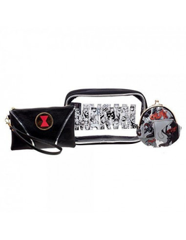 Pochette Cadeau MARVEL - BLACK WIDOW