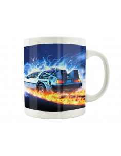 Mug Back to the Future - Delorean