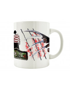 Mug Freddy Krueger - Elm Street Blood