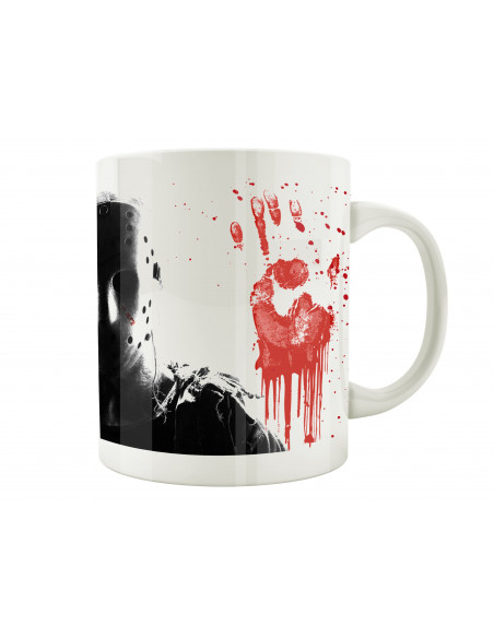 Mug Vendredi 13 - Friday the 13