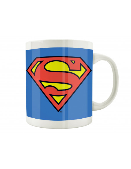 Mug Superman DC Comics - Logo