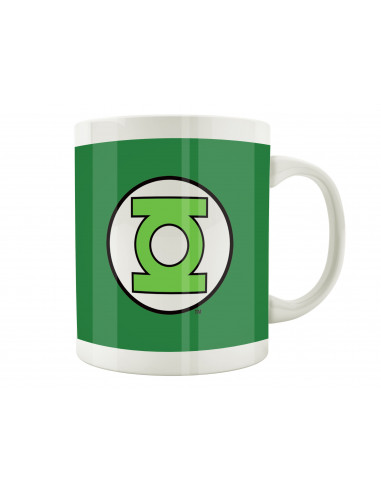 Mug Green Lantern - Logo - Legend Icon
