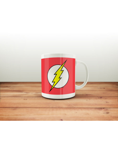Mug DC Comics Flash - Logo
