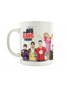 Mug Big Bang Theory - Teams