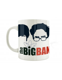 Mug Big Bang Theory - Head Team