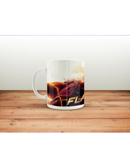 Mug Flash DC Comics TV - Profil Run