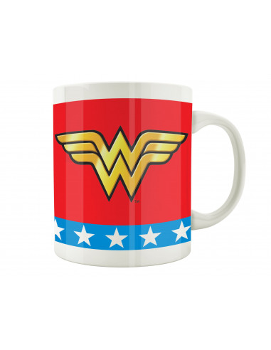 Mug wonder woman logo legend icon