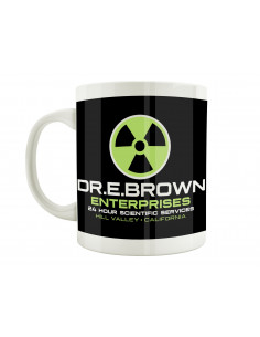 Mug Back to the Future - Ed Brown Entreprise