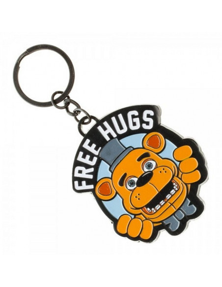 Porte Cles Five Nights At Freddy's - FREE HUGS