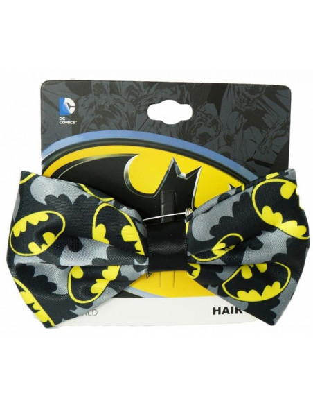 Barrette a Cheveux Batman DC Comics - Logo