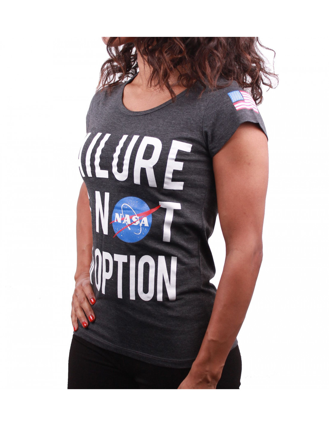 T-shirt-NASA-Femme-Failure-is-not-an-option miniature 2