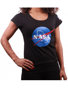 NASA Women's T-shirt - NASA Logo