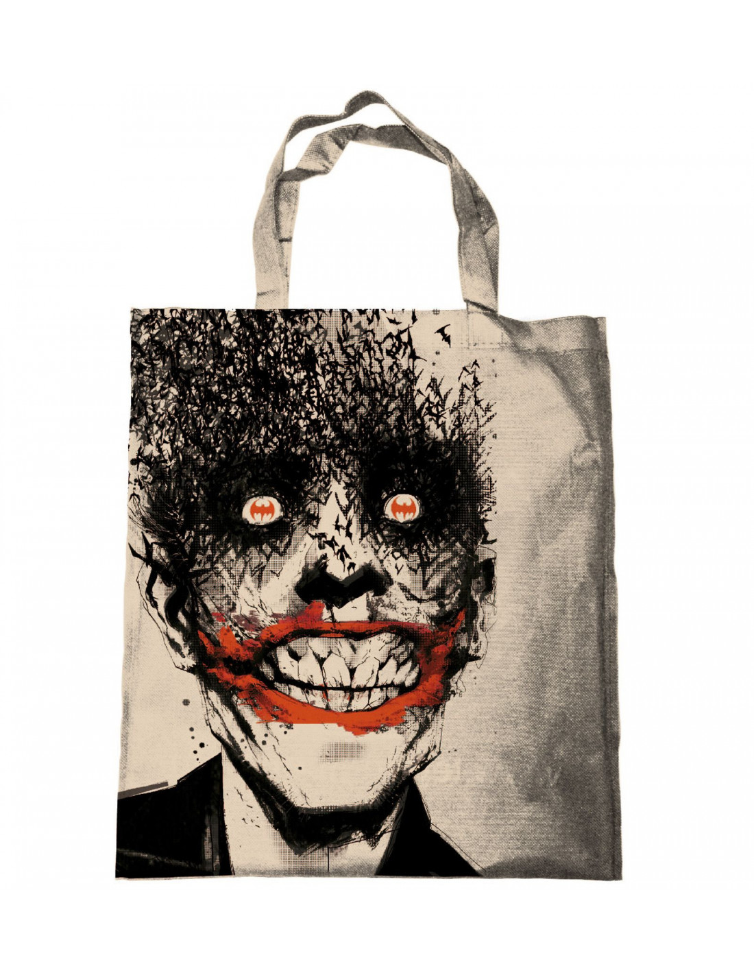 sac tote bag joker joker fly. Black Bedroom Furniture Sets. Home Design Ideas