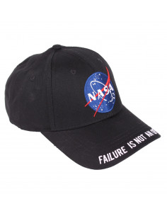 Casquette NASA - Failure Is Not An Option